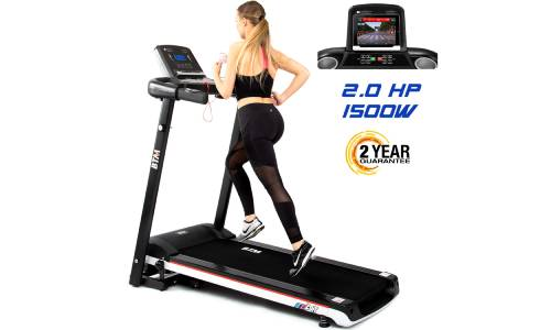 BTM A7 Treadmill Review: Push Yourself To The Max