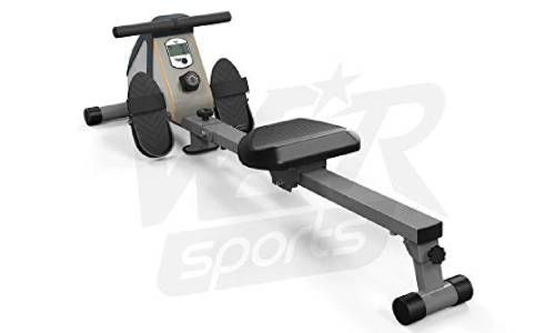 We R Sports RowX2 Magnetic Rowing Machine