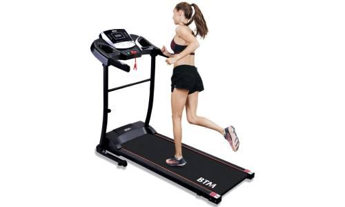 BTM W501 Electric Folding Treadmill Review