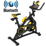 Nero Sports Bluetooth Upright Exercise Bike